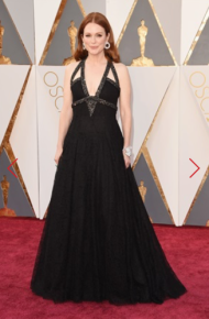 JULIANNE MOORE IN CHANEL HAUTE COUTURE