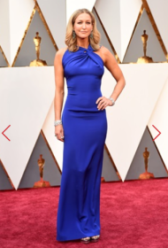 LARA SPENCER IN ROLAND MOURET