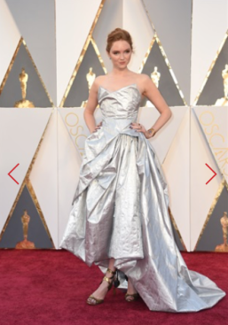 LILY COLE IN VIVIENNE WESTWOOD